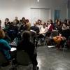"Panel diskusija ""Limited Space:Sarajevo/Berlin"", designtransfer, UdK, Berlin, 22.11.2012.(foto © designtransfer/ Steve Bergmann)"