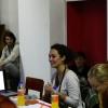 Radionice na Akademiji likovnih umjetnosti Sarajevo, SOS Dizajn festival, 1.novembar 2012.