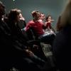 "Projekcija filma ""Sjećaš li se Sarajeva?"" i diskusija, designtransfer, Berlin, 23.11.2012.(foto © designtransfer/ Steve Bergmann)"