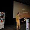 NIkola Radeljković (NUMEN/FOR USE), SOS Dizajn Festival, kino Meeting Point, 3.novembar 2012.