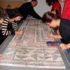 Mozaik-retuš (mr. Esad Vesković, mr.Darko Šobot i mr.Dženan Šehić - predavanje o mozaiku, izrada kopije i restauracija mozaika u Zemaljskom muzeju BiH)
